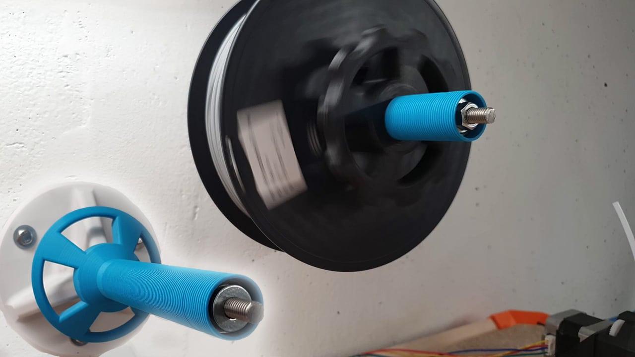 Dérouleur de bobine amélioré