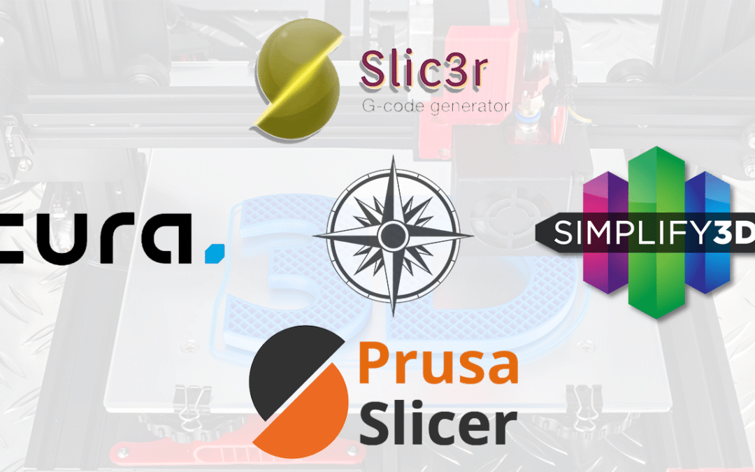 Cura, Simplify3D ou Prusa Slic3r ? Quel Slicer choisir ?