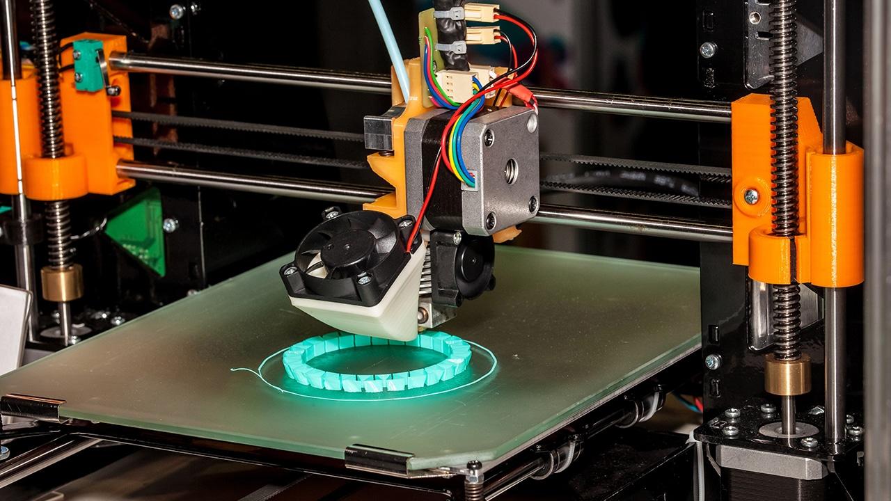 Module Imprimante 3D